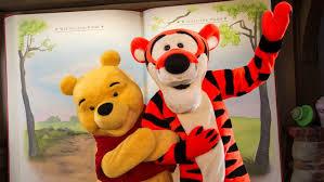 tigger and pooh. Plain Tigger Meet Winnie The Pooh And Tigger At The Thotful Spot With And