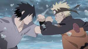 Naruto Shippuuden - Naruto vs. Sasuke Full Final Fight (English Sub) -  YouTube