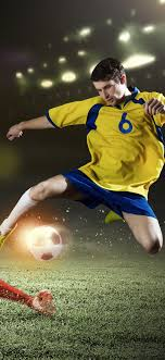 Soccer Players Football 4k (Iphone XS,Iphone 10,Iphone X)