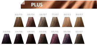 Wella Color Touch Chart Www Imghulk Com