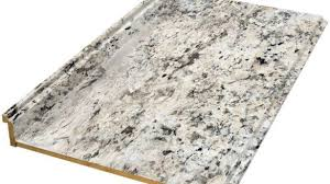 home depot in stock countertops brilliant hampton bay 4 ft laminate countertop typhoon ice with valencia for 1