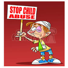 Image result for child abuse animated images