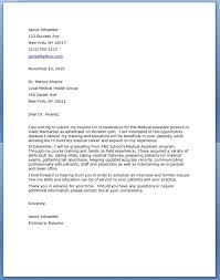 Gallery Of Cover Letter For Medical Assistant Resume Downloads