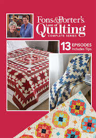 Love of Quilting TV Show - 2900 Series - The Quilting Company & Love of Quilting TV Show – 2900 Series Adamdwight.com