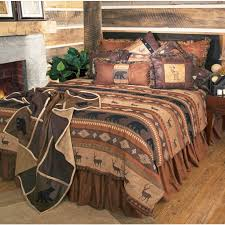 lodge style comforter sets 42 best nature inspired bedding sleep like you re in the woods 5