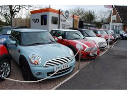 Used Mini Paceman Hatchback 2.0 Cooper Sd All4 3dr in Worcester ...