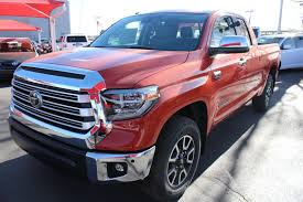 New 2018 Toyota Tundra Limited Double Cab 6.5' Bed 5.7L Double Cab ...