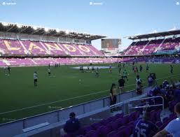 Exploria Stadium Section 19 Seat Views Seatgeek