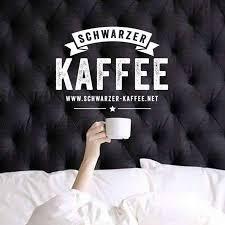 Schwarzer Kaffee Startseite Facebook