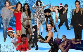 Since The Kardashians Didn't Make A Christmas Card This Year, WE ...