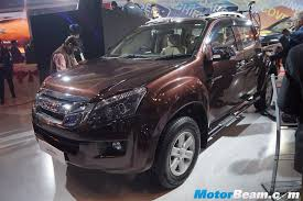 isuzu rolls out india made d max v cross from new facility motorbeam indian car bike news review