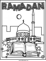 Small Picture FREE Ramadan Coloring Page by Al Tilmeedh Visit www