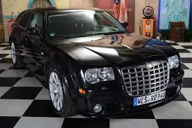 2008 Chrysler 300c SRT8 Kombi DE modell LPG Autogas EU-NAV Classic ...