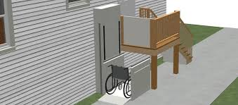 exterior wheelchair lift. used wheelchair lifts for minivan exterior lift