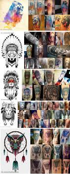 топ самых попсовых татуировок часть 1
