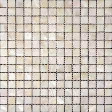 white mother of pearl tile square shell mosaic shower wall sticker bathroom mirror wall backsplash
