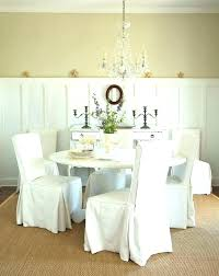 slipcovered dining chairs. Slipcovered Dining Chairs Ikea Slipcovers For Room Crystal Chandeliers