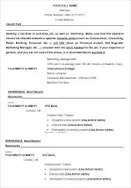 Top Resume Templates Examples Doc Free Premium How To Write