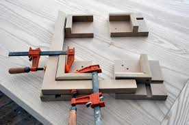dorset custom furniture a woodworkers photo journal a pretty good miter gluing jig