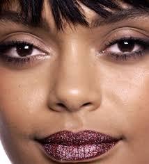 enement makeup looks for dark skin tone latest