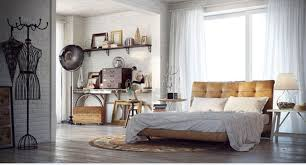 Lovely Chick Urban Bedroom Design Chick Urban Bedroom Design