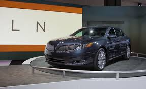 2013 Lincoln MKS Official Photos and Info – News – Car ...