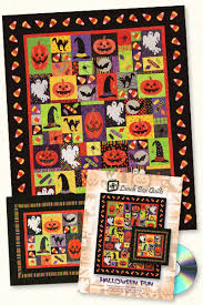 Lunch Box Quilts | Halloween Fun Embroidery (Product Shipped with CD) & Halloween Fun Embroidery (Product Shipped with CD) Adamdwight.com