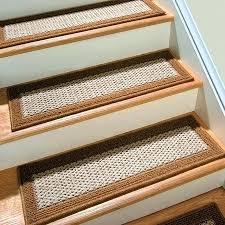 Carpet treads for steps Non Slip How To Make Wood Stairs Non Slip Carpet Stair Treads Non Slip Carpet Stair Treads Stair Tread Stair Tread Carpets Houzz How To Make Wood Stairs Non Slip Carpet Stair Treads Non Slip Carpet