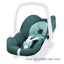 maxi cosi pebble car seat replacement cover set genuine new novel nile maxi