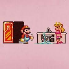 40 beautiful 8 bit artworks 8 bitgame artvideogamespixel