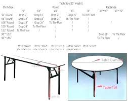 round table tablecloth for inch 4ft
