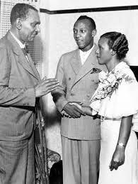 Jesse Owens marries his girlfriend Minnie Ruth Solomon ...