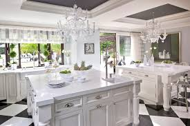 farmhouse chandelier kitchen contemporary with tray ceiling tray ceiling
