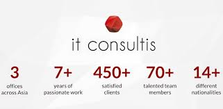 It Consultis It Jobs And Company Culture Itviec