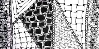 Doodle Patterns Extraordinary Discover The Art Of Zentangle Drawings With Doodle Patterns For IOS