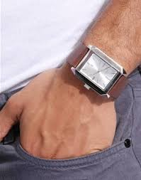 top 5 men s watch styles individualism french connection french connection rectangular mop dial watch
