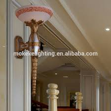 modern wall lamp wall mounted chandelier for hotel