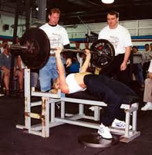 Graphical Representation Of Change In 1RM Bench Press Pre To 1rm Bench