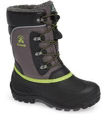 Kamik Luke Waterproof Insulated Snow Boots Toddler Little