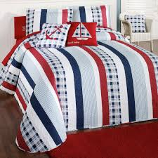 image of nautical bedspreads bedding