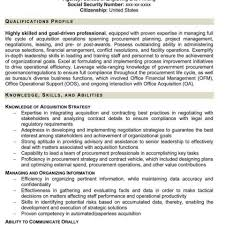 How To Make Good Federal Resume Write Your Sample Successful