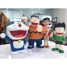 Mô hình nhân vật phim Doraemon