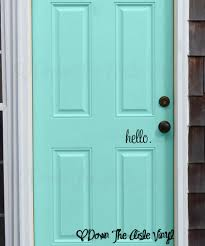 Front Doors: Front Door Decal. Front Door Decal Numbers. Front ...