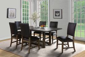 Canton Brown Dining Room Set from New Classic | Coleman Furniture