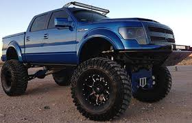 The Guide to Buying the Best Lifted Truck in Texas
