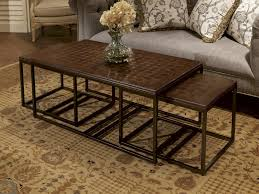 nesting coffee table ikea espresso coffee table world market nesting tables