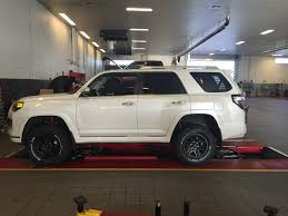 Tire Theory for the Limited Model - Toyota 4Runner Forum - Largest ...