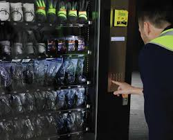 Vending Machine Equipment Enchanting Onsite Services At RSEA Safety