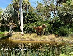 two weeks ago in mid march the family and i drove to orlando for spring break before heading home we stopped in vero beach florida for a day at the