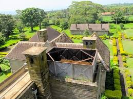 Unheard story of Lord Egerton Castle, Egerton University's tourist  attraction site (Photos)